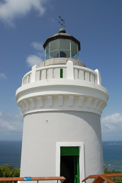 Lighthouse at Las Cabezas