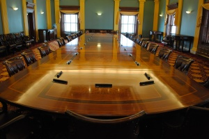 Majority party meeting room